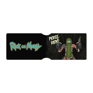 Rick & Morty Pickle Rick ID Travel/Oyster Card Holder