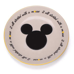 Mickey Mouse Ceramic Trinket Tray