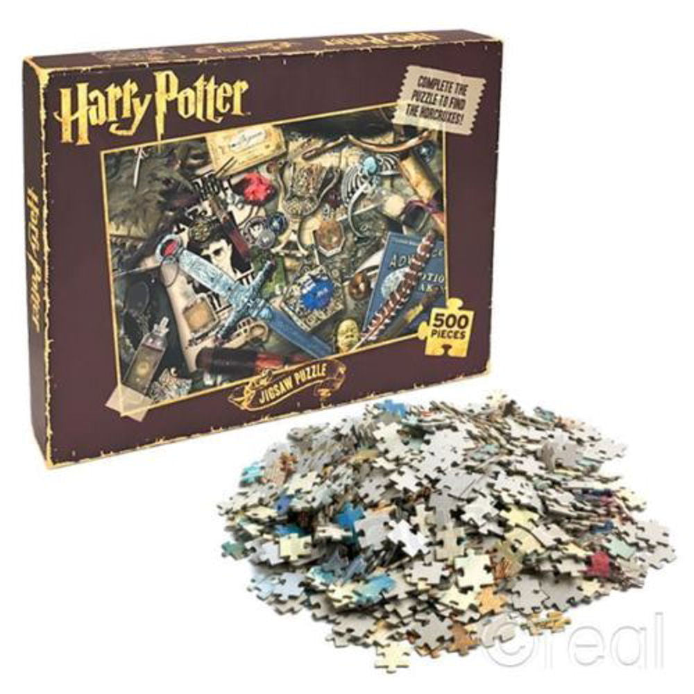 Harry Potter Horcrux Jigsaw Puzzle (500 Pieces)