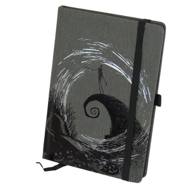 Nightmare Before Christmas Moonlight Madness Premium A5 Hardback Notebook