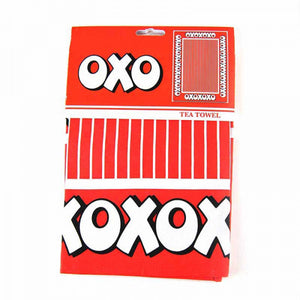 OXO Logo Tea Towel