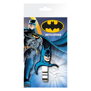 Batman Face Bottle Opener