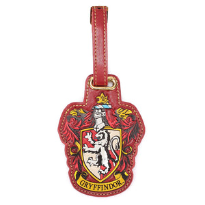 Harry Potter Gryffindor Crest Luggage Tag