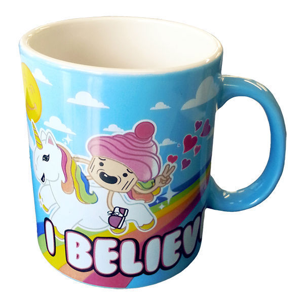 I Believe Unicorn Mug