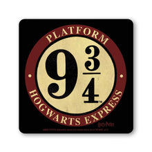 Load image into Gallery viewer, Harry Potter Platform 9 3/4 Coaster