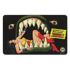 "Wonder Woman ""Jaws Of The Leviathan"" Breakfast Cutting Board"