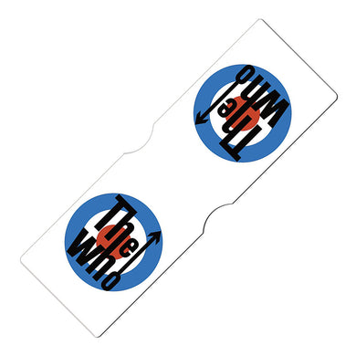 The Who Logo ID Travel/Oyster Card Holder