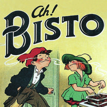 "Load image into Gallery viewer, ""Ah! Bisto"" Single Coaster"