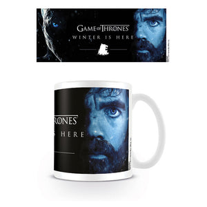 "Game of Thrones Tyron ""Winter Is Here"" Mug"