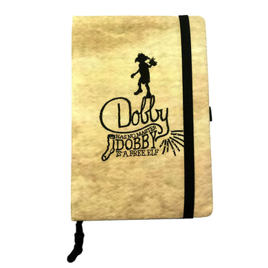Harry Potter Dobby Has No Master Premium A5 Notebook