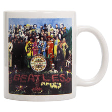 Load image into Gallery viewer, The Beatles Sergeant Pepper's Lonely Hearts Club Band Mug