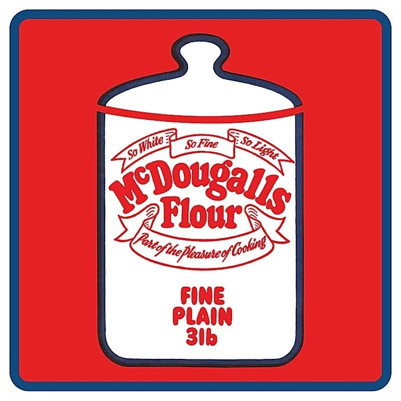 McDougall's Plain Flour Single Coaster