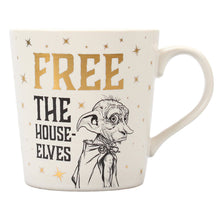"Load image into Gallery viewer, Harry Potter ""Free The House Elves"" Mug"