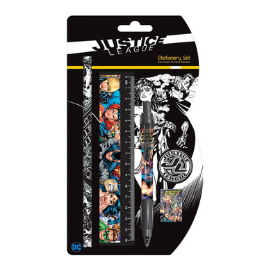 Justice League Stationery Set