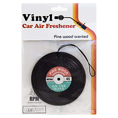 Vinyl Record Shaped Air Freshener