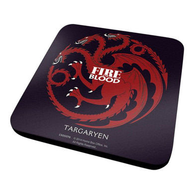 Game Of Thrones Targaryen Coaster