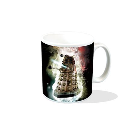 Doctor Who (Dalek You Will Obey) Mug