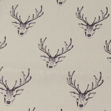 Load image into Gallery viewer, Woodland Trust Stag Repeat Pattern Apron