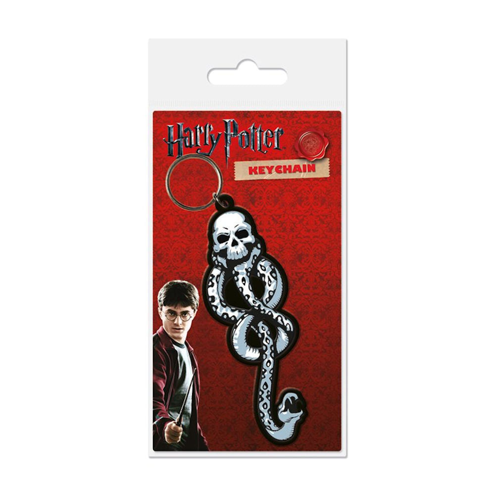 Harry Potter Dark Mark PVC Keyring