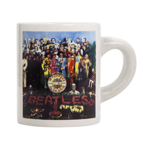 The Beatles Sgt Pepper Espresso Cup