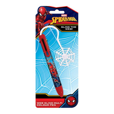 Spider-Man Multicolour Pen