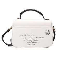 Load image into Gallery viewer, Harry Potter Hogwarts Letter Mini Satchel