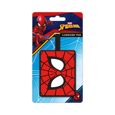 Spider-Man Eyes PVC Luggage Tag