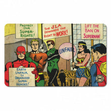 Load image into Gallery viewer, Justice League America Breakfast Cutting Board