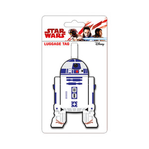 Star Wars R2-D2 PVC Luggage Tag