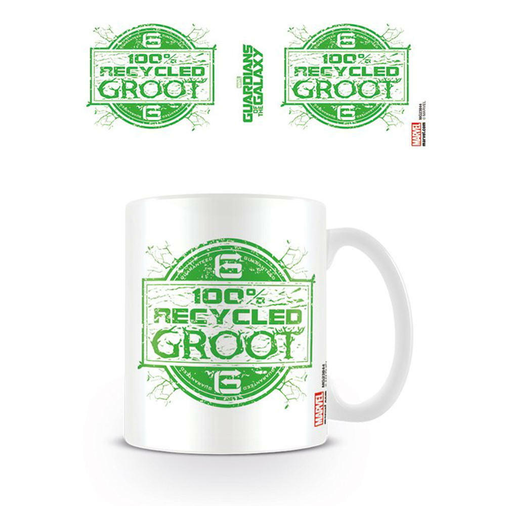 Guardians Of The Galaxy 100% Recycled Groot Mug