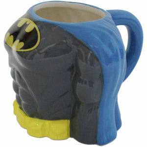 Batman 3D Torso Shaped Mug