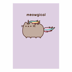 Pusheen Meowgical Greeting Card