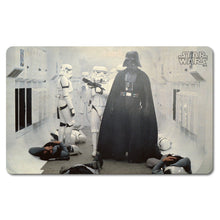 Load image into Gallery viewer, Darth Vader & Stormtroopers Breakfast Cutting Board