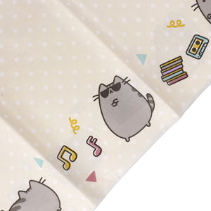 Pusheen Disposable Table Cloth