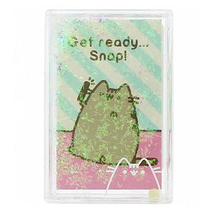Pusheen Glitter Filled Photo Frame