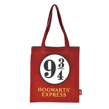 Load image into Gallery viewer, Harry Potter Platform 9 3/4 Shopping Bag