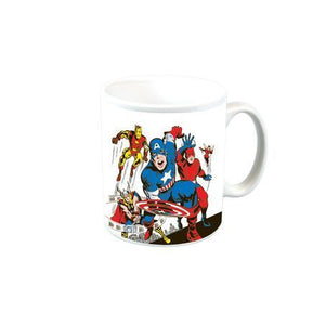 The Avengers Issue 4 Classic Cover Mug