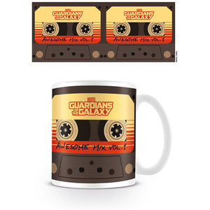 Guardians Of The Galaxy Awesome Mix Vol.1 Mug
