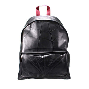 Spider-Man Black Faux Leather Rucksack