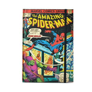 Spider-Man Comic Cover A5 Journal Notebook