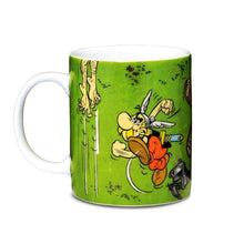 Load image into Gallery viewer, Asterix & Obelix Romans In A Headlock Mug