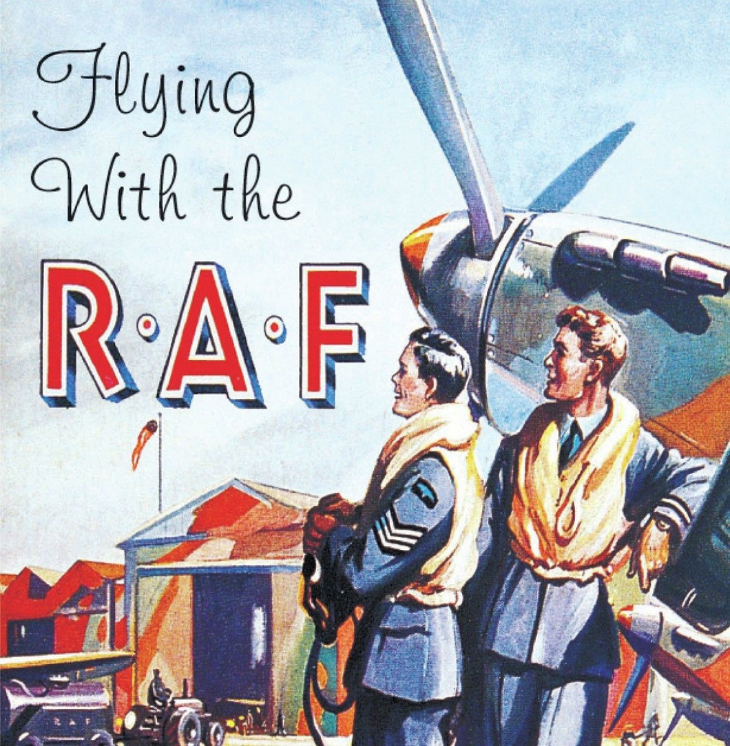 Flying With The RAF Single Coaster