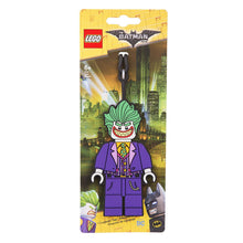 Load image into Gallery viewer, Lego Joker Luggage Tag