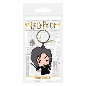 Harry Potter Chibi Bellatrix LeStrange PVC Keyring