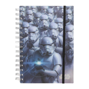 Star Wars Stormtroopers Lenticular A5 Notebook