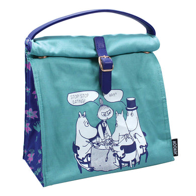 The Moomins Insulated Cotton Lunch Bag