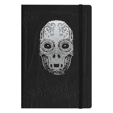 Harry Potter Death Eater Foil Monogram A5 Notebook