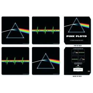 Pink Floyd Dark Side Of The Moon Coaster Set (4 Coasters)