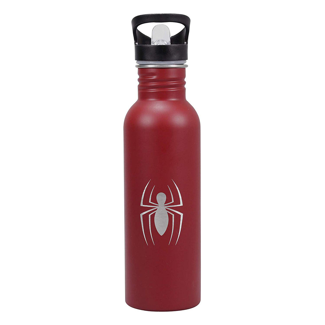 Spider-Man Logo Water Bottle