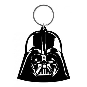 Star Wars Darth Vader (Helmet) Rubber Keyring